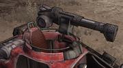 Turret V Rocket