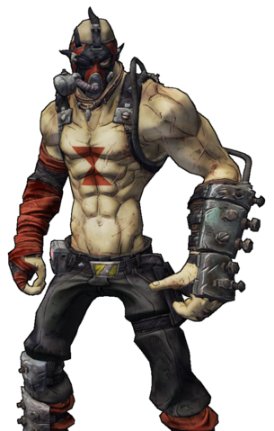 File:BL2-Krieg-Skin-STEP ON IT EAT THE GUTS.png