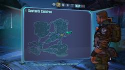 Haiku Hitman ECHO 1 on map
