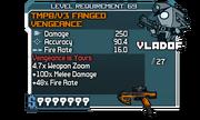 V3 Fanged Vengeance