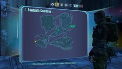 Haiku Hitman ECHO 3 on map