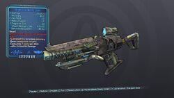 Stimulating Mining Laser 70 Blue Shock