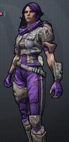 Deceptive Violet