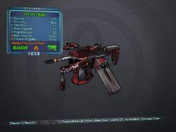 Fire fire Rokgun