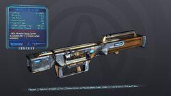 Swapper's Volt Thrower 70 Blue Shock
