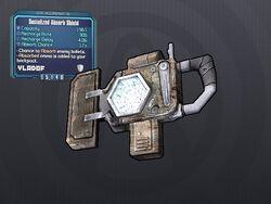 LV 28 Socialized Absorb Shield