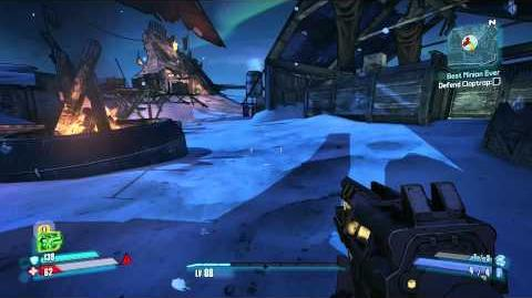 Borderlands 2 Walkthrough Part 9 Best Minion Ever Mission No Commentary