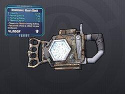 LV 29 Revolutionary Absorb Shield