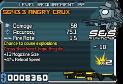 S&S Crux