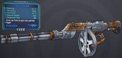 Gattling-Gun Filled lvl8