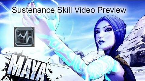Sustenance skill video preview