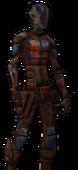 BL2-Zer0-Skin-Bandit War Paint