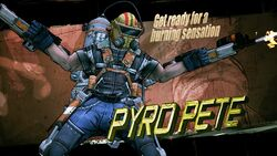 Pyro Pete