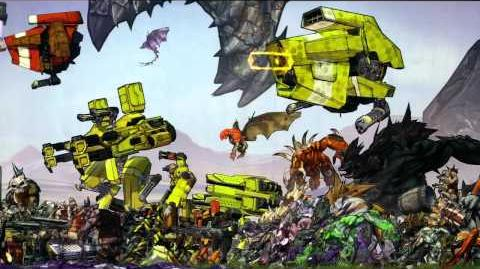 Borderlands 2 - ALL THE ENEMIES IN THE GAME