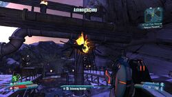 Borderlands2 fire totem 6