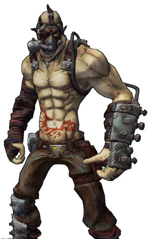 File:BL2-Krieg-Skin-PAINT THE WAR DO IT.png