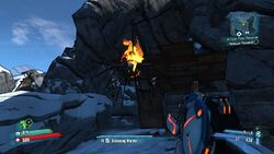 Borderlands2 fire totem 8