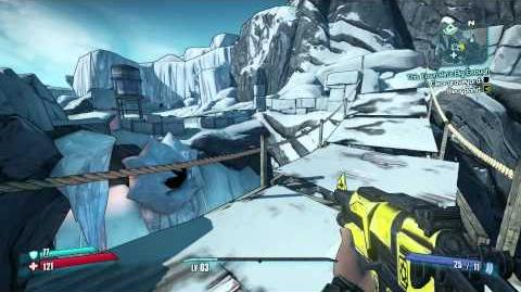 Borderlands 2 Walkthrough Part 4 This Town Aint Big Enough Mission No Commentary