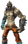 BL2-Krieg-Skin-NEVER STOP CRYING
