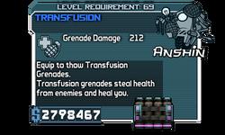 Fry Transfusion 69