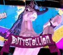 Butt Stallion