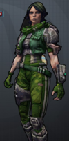 Valiant Green