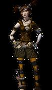 Gaige-skin-girly rotten