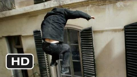 The Bourne Ultimatum (4 9) Movie CLIP - Bourne vs. Desh (2007) HD-0
