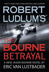 Van Lustbader - The Bourne Betrayal Coverart