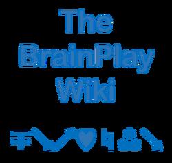 BrainPlayLogoSet