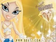 Bratz Forever Diamondz Cloe Wallpaper