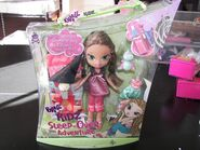 Bratz Kidz Sleep-Over Adventure Yasmin