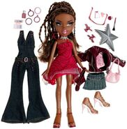 Bratz Girls Nite Out Sasha Doll