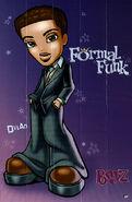 Bratz Boyz Formal Funk Dylan Poster