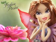 Bratz Fashion Pixiez Breeana Wallpaper