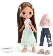 Bratz Kidz 2nd Edition Yasmin Doll