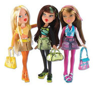 Bratz I. Candy Dolls