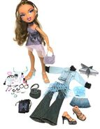 Bratz Girls Nite Out Yasmin Doll