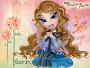 Bratz Fashion Pixiez Wallpaper Yasmin
