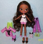 Bratz Kidz Nighty-Nite Sasha Doll