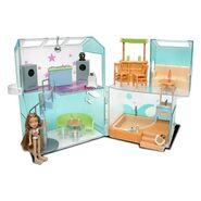 Lil' Bratz Beach Bash Party House with Rinnie Doll