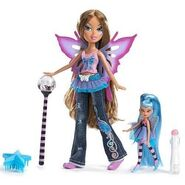 Bratz Fashion Pixiez Yasmin Doll