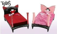 Bratz Twiins Bunk Beds