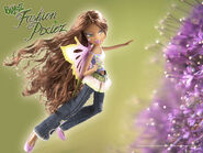 Bratz Fashion Pixiez Sasha Wallpaper