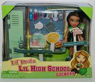 Lil' Bratz Lil' High School Lockers Talia