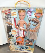 Bratz Boyz Sun-Kissed Summer Cameron