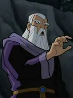 Merlin Batman The Brave And The Bold Wiki Fandom Powered By Wikia