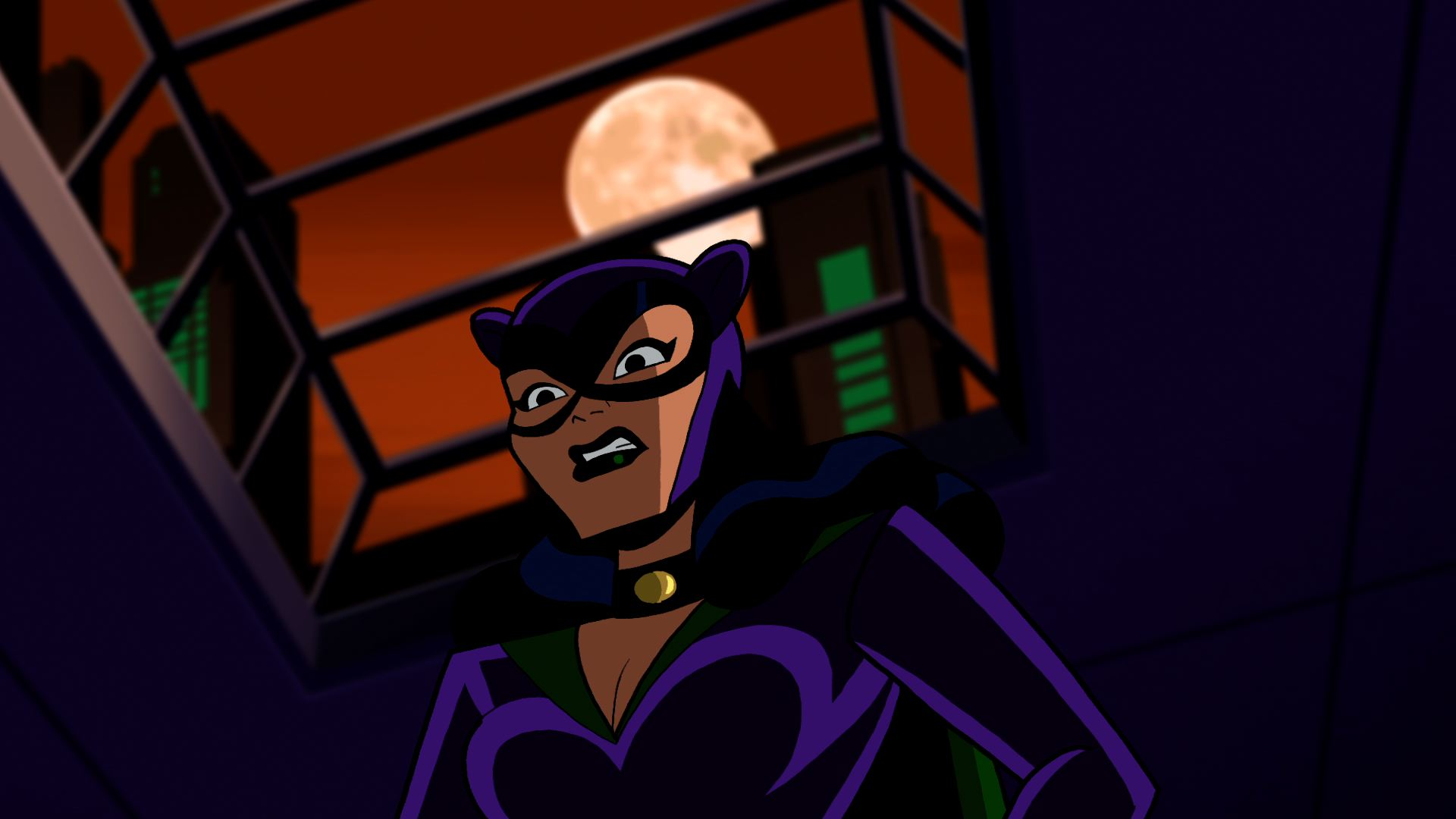 Catwoman batman the brave andthe bold