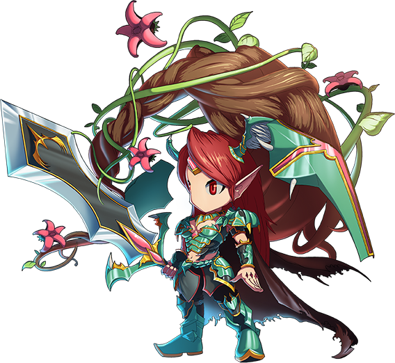 Brave Frontier Lord Of The Rings