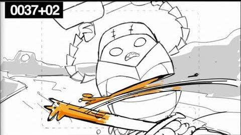 Lavarinth Animatic (Bravest Warriors - Ep